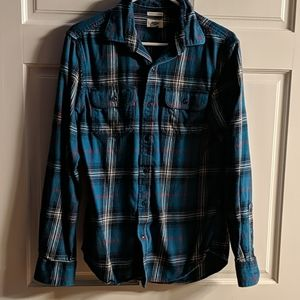 Flannel Plaid Old Navy Shirt